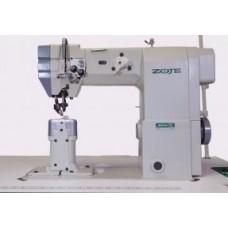 ZOJE ZJ9620-BD-H-3 аналог PFAFF Двухигольная швейная машина челночного стежка c прямым энергосберегающим приводом